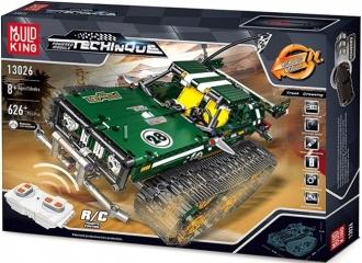 Конструктор Техникс Скоростной внедорожник зеленый Mould King 13026 (626 деталей) с ПДУ