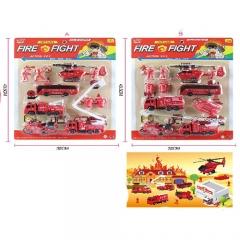 Набор пожарной техники