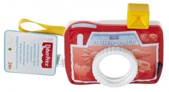 Игрушка DFR11 мягкая Фотоаппарат с зеркальцем Fisher-Price