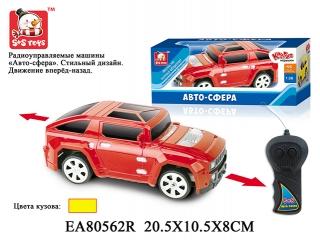 Р/у 1:26 EA80562R/00697052 Машина на батарейках, в коробке 15*7*6,5см S+S TOYS