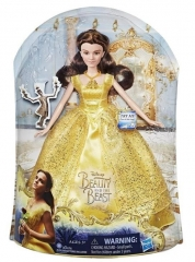 Кукла B9165 DISNEY Красавица и Чудовище Поющая Бэлль HASBRO