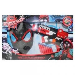 Набор маска и пистолет Человек Паук