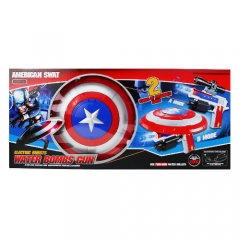 Набор щит и пистолет Капитана Америки с аккум. зарядом