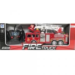 Пожарная Машина на радиоуправлении (аккумуляторная)