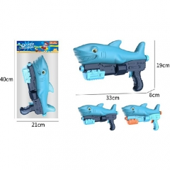 """Водный пистолет """"Акула"""" с помпой (5589)"""