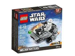 Конструктор 75126 Star Wars Снежный спидер Первого ордена LEGO