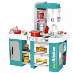 Детская кухня Chef Kitchen 922-46 53 предмета (вода, свет, звук)
