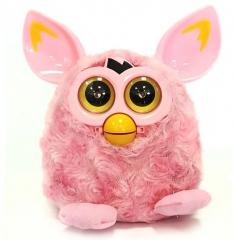 Ферби Пикси Интерактивная-игрушка (Furby Piksi) светло розовый