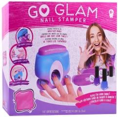 """Маникюрный набор с принтером для ногтей """"Go Glam"""""""