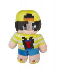 Мягкая игрушка майнкрафт Житель острова