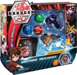 Игровой набор Bakugan Battle planet 5 Бакуганов