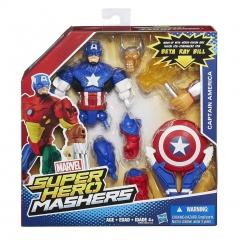 Игровая разборная фигурка Marvel Super Hero Mashers (Hasbro B0694)