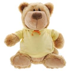 Медведь Клевый в кофте 37 см PLUSH APPLE