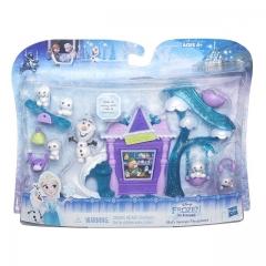 Набор B5194 DISNEY FROZEN маленькие куклы Холодное сердце в ассорт. HASBRO