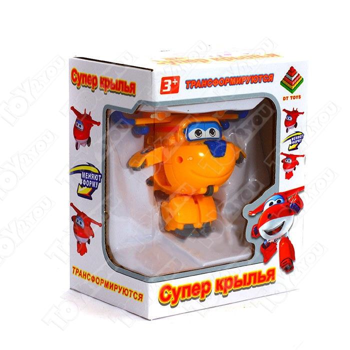 Набор игрушек из мультсериала Супер Крылья (Super Wings) - Джетт, Дони, Дизи, Джером
