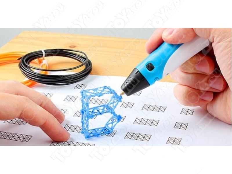 3D Ручка (2 поколение)