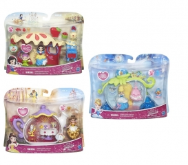 Набор B5344 DISNEY PRINCESS для маленьких кукол Принцесс в ассорт.HASBRO