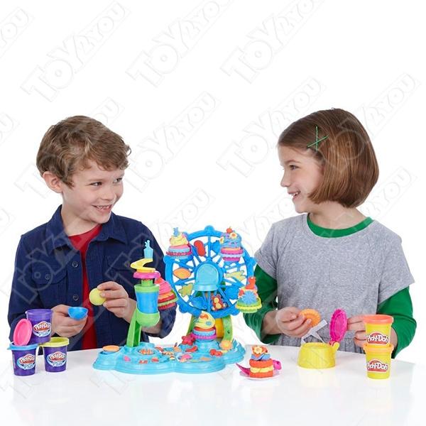 Игровой набор «Play-Doh» Карусель сладостей