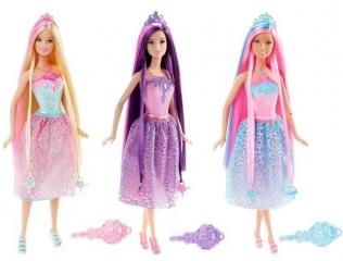 Кукла DKB56 Dreamtopia Принцесса с длинными волосами Barbie