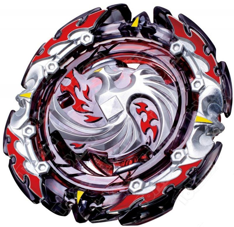 Волчок Бейблэйд Бёрст Дед Феникс (Beyblade Dead Phoenix) B-131