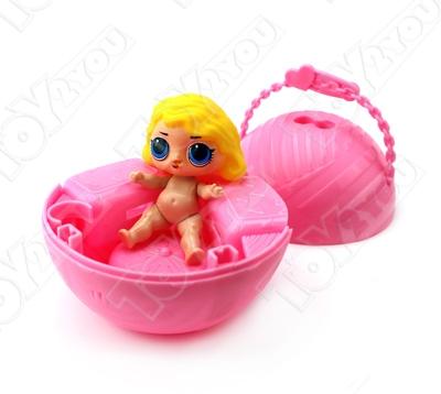 Кукла-сюрприз LOL в шарике серия VIP
