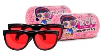 Набор из 2 кукол-сюрпризов LOL в капсуле серия 4 + очки