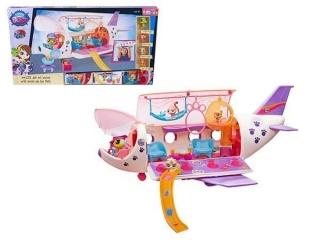 Игровой набор B1242EU4 Самолет для зверюшек Littlest Pet Shop