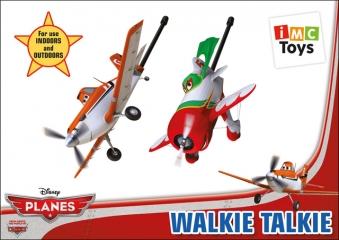Рация 625006 Planes, на батарейках, в коробке TM Disney