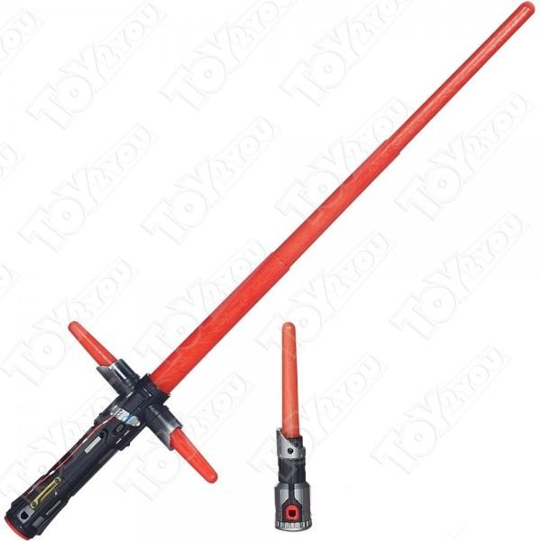 Световой меч Кайло Рена - Star Wars inquisitor lightsaber Красный