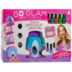 """Большой маникюрный набор """"Go Glam"""" с принтером для ногтей"""