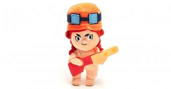 "Мягкая игрушка ""Джесси"" Brawl Stars (23 см)"