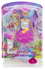 Кукла DVM94 Dreamtopia Фея с волшебными пузырьками Barbie