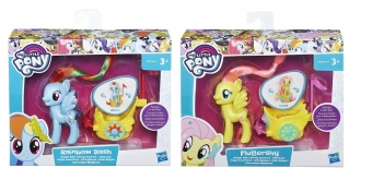 Пони B9159 My Little Pony в карете, HASBRO
