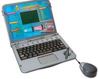 Детский компьютер 7026 русско-английский (стилус+мышка)