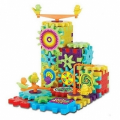 Конструктор Funny Bricks (Фанни Брикс), 81 деталь