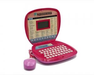 Детский развивающий компьютер МАШИНА 120 функции NO.JD20283ER