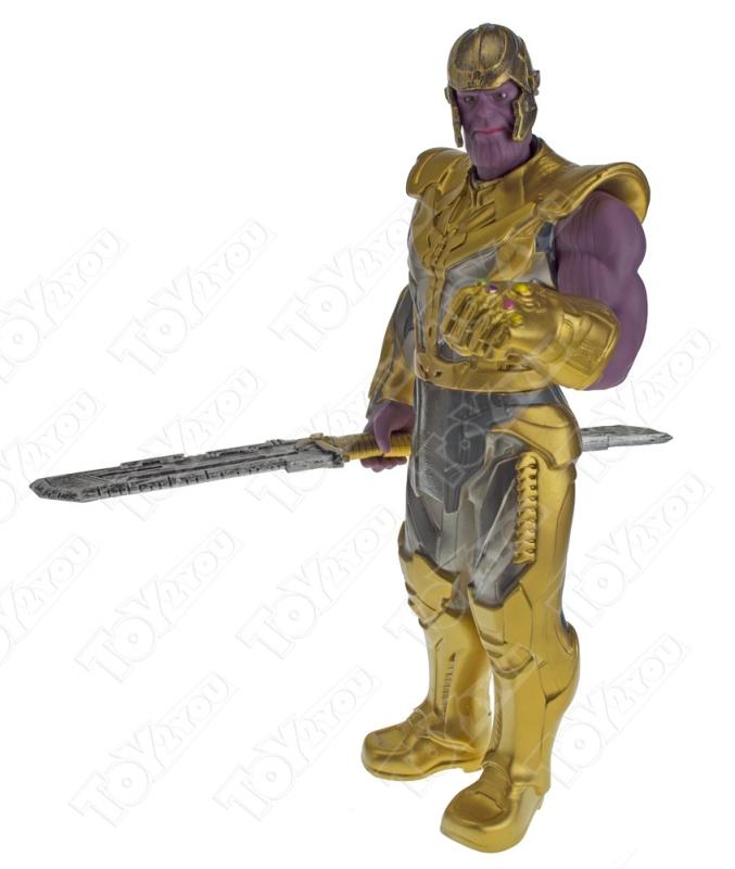 Фигурка Таноса мстители Финал 32 см.
