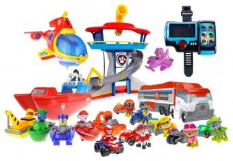 Набор игрушек Щенячий Патруль Водные Спасатели (Paw Patrol -Sea Patrol)
