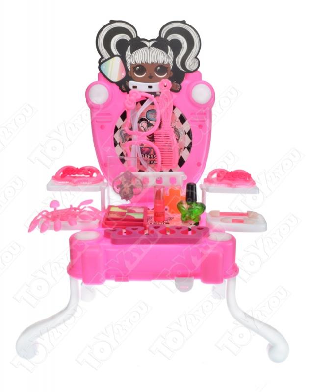 Переносной Косметический столик LOL (Portable dresser LOL)