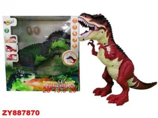 Игрушка Динозавр Tyrannosaurus Rex Rong Kai NY019-A\В