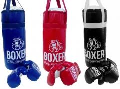 Боксерский набор № 2 (Груша 40 см + Перчатки)
