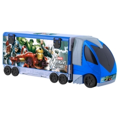 Игровой набор Marvel Avengers Truck Playset (IMC Toys 390171)