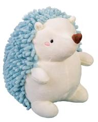 Мягкая игрушка Ежик 20 см (голубой)