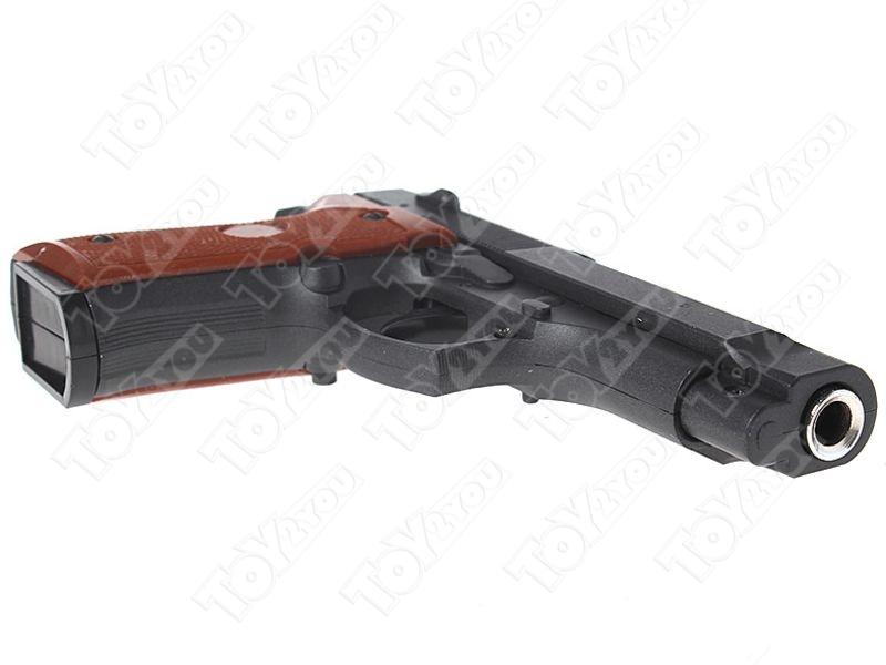 Детский пневматический пистолет из металла Beretta 92 G.22
