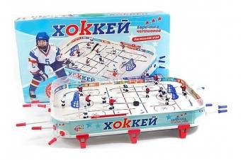 Настольная игра Хоккей PLAY SMART ВОХ
