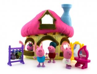 Лесной-домик Свинки Пеппа