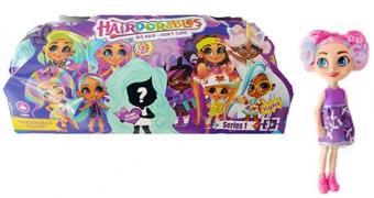 Кукла загадка стильные подружки hairdorables в капсуле, с подсветкой