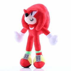 Мягкая игрушка Ехидна Наклз Ёжик Соник (Sonic 30 см)