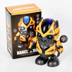 Танцующий робот Бамблби Dance Hero Super Hero
