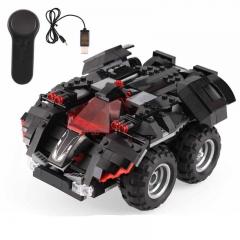 Конструктор Техникс Бэтмобиль 76112 Mould King 13020 (384 деталей) с ПДУ